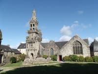 Eglise Ste-Marie du Ménez Hom