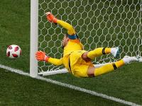 Hugo Lloris stop