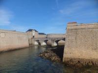 Port-Louis entrée citadelle