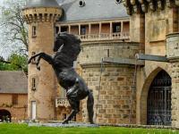 La Clayette, son château
