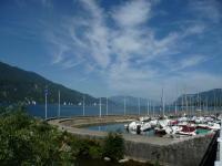 Le port à Aix les Bains